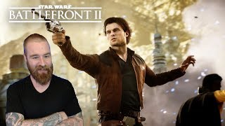 Battlefront 2 Han Solo Season Trailer - Reaction