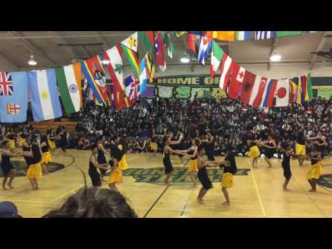 MTHS Poly Ohana - Otea | Multicultural Assembly 2017