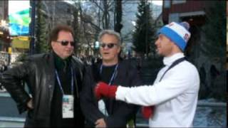 "OlympicsOrBust 18: Olympic Interview with ""Devo"": Whip It, Olympic Style!!"