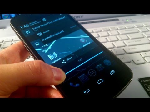 [DAY 2] Android 4.1 Jelly Bean IN-DEPTH Walkthrough + NEW FEATURES, on Samsung Galaxy Nexus