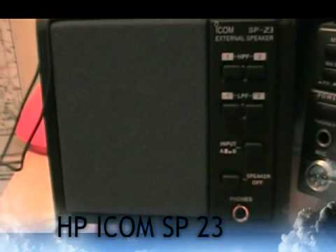 F0FVK TEST HP ICOM SP23 ...