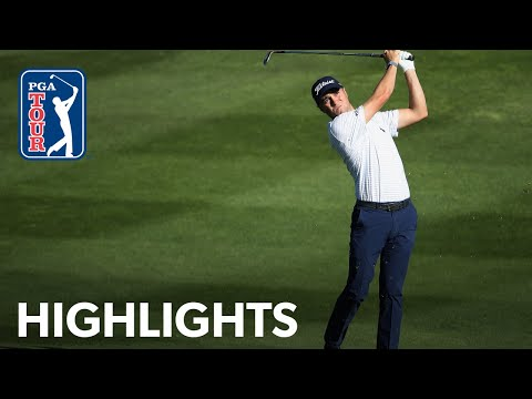 Justin Thomas shoots 6-under 65 | Round 4 | Waste Management 2020