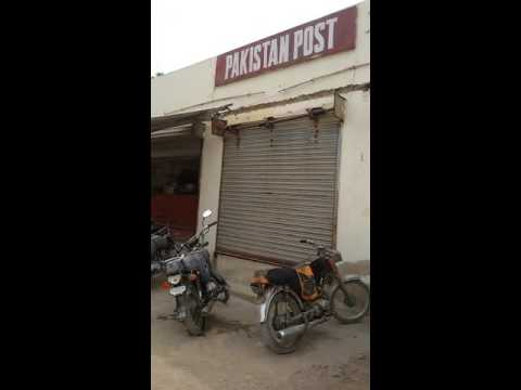 Worst Condition of Airport Post Office Karachi functioning without Electricity and Water