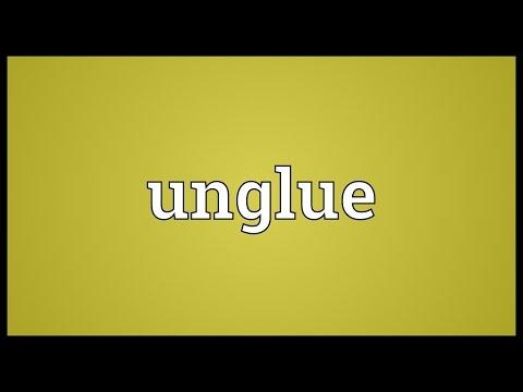 Header of unglue