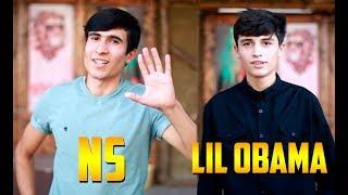 Лига Баттлеров 1.32 Lil Obama vs. NS (RAP.TJ)