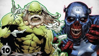 Top 10 Scariest Alternate Versions Of Avengers