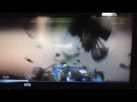 HORROR CRASH F3 SPEILBERG!!