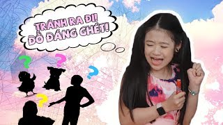 """""""Bà Nội Thiên Hạ"""" Lam Chi cũng có lúc sợ hãi thế này???   SML"""