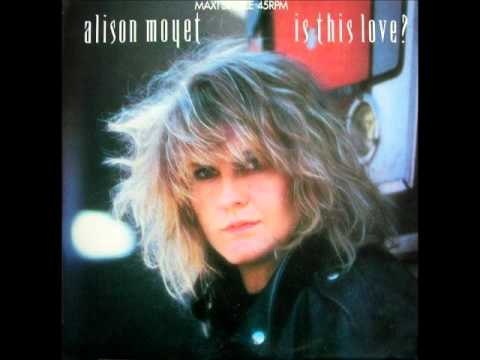 Alison Moyet - Is This Love? 12