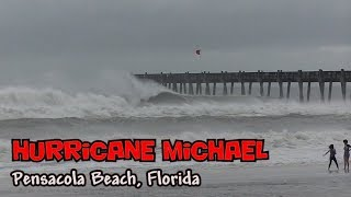 Hurricane Michael Pensacola Beach, Florida