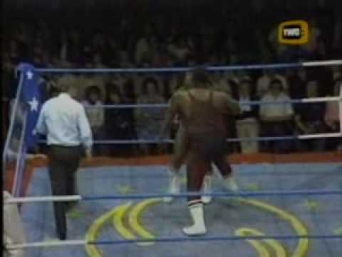 World Of Sport - Mississippi Mauler (Kamala) vs Honeyboy Zimba