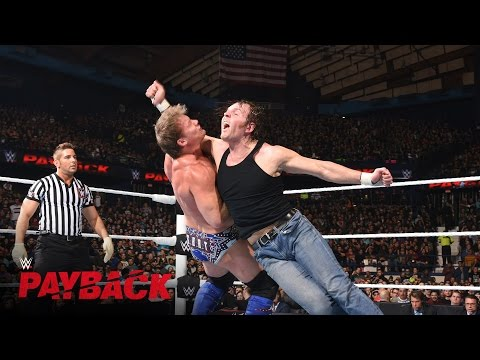 Dean Ambrose vs. Chris Jericho: WWE Payback 2016 on WWE Network