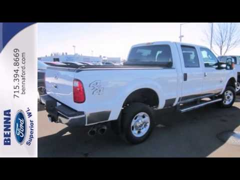 2011 Ford Super Duty F-350 SRW Pickup Duluth MN-Superior, WI #B88652