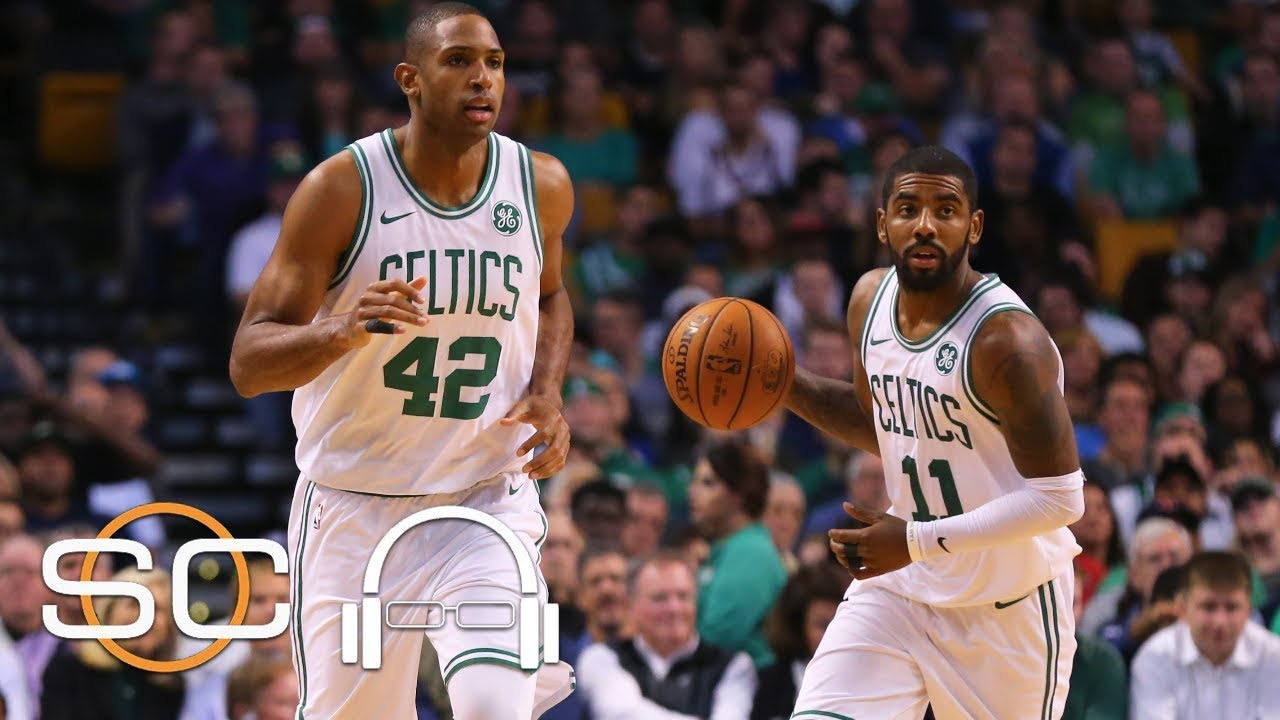 Al Horford: 'Kyrie always finds a way to make big plays' | SC with SVP | ESPN
