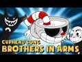 Lagu CUPHEAD SONG (BROTHERS IN ARMS) LYRIC VIDEO - DAGames
