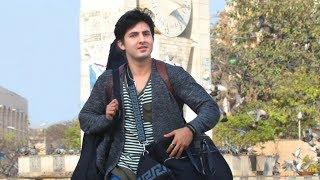 Shahroz speaking on upcoming hit Pakistani movie Chain Aye Na