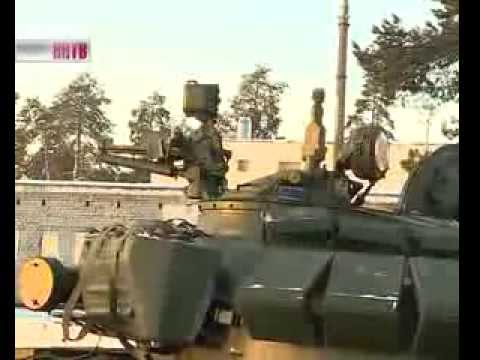 Танк Т-72 Б-3