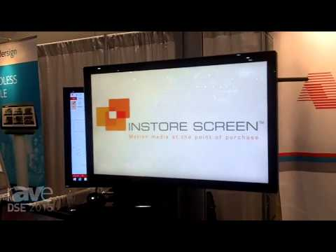 DSE 2015: AVNET Showcases Partner Instorescreen In Shelf-Level Signage