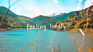 boy pablo - Feeling Lonely (Lyrics)