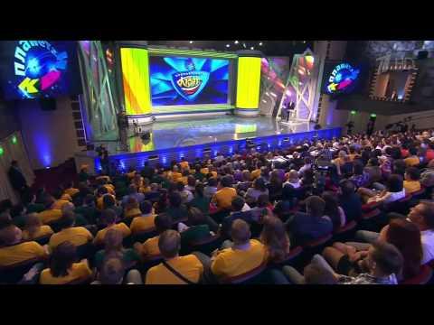 Лучшие моменты 6-ой игры Премьер-лиги КВН (1-ый полуфинал)