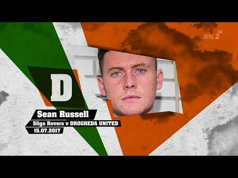 Goal of the Month July 2017 - Sean Russell