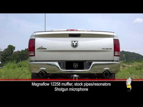 2012 Ram 1500 Hemi Magnaflow 12258 muffler