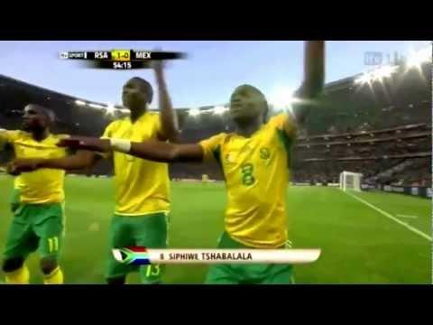 أجمل 10 أهداف في كأس العالم 2010