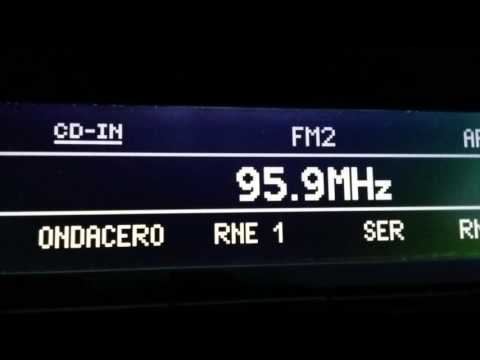 Unidentified radio station from Algeria
