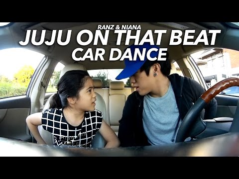 Juju on that beat Car Dance | Ranz and Niana