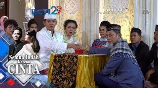 SEMUA INDAH KARENA CINTA - Gokil Bella Menyaksikan Suaminya Nikah Lagi [10 JULI 2018]