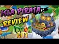 Isla Pirata Dragon City - Review
