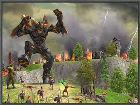 Age of Mythology como aser un Titan