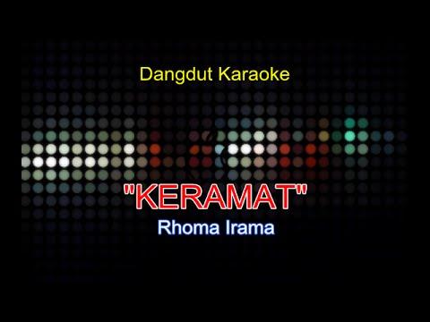 Keramat (Rhoma Irama) | Dangdut Karaoke Tanpa Vokal