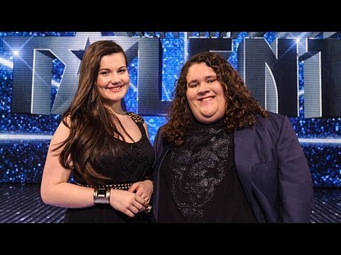 Jonathan and Charlotte - Britain's Got Talent 2012 Final - UK version