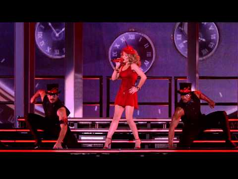 Kylie Minogue - Timebomb - Live From Kiss Me Once Tour video