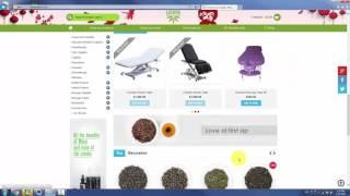 Lierre website tutorial