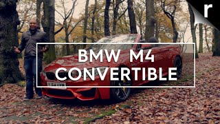 BMW M4 Convertible review: Roofless and ruthless