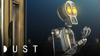"Sci-Fi Short Film ""Golden Shot"" presented by DUST"
