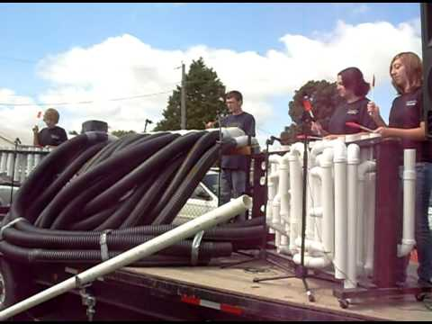 LEWISTOWN HIGH SCHOOL TUBE BAND 8-29-09