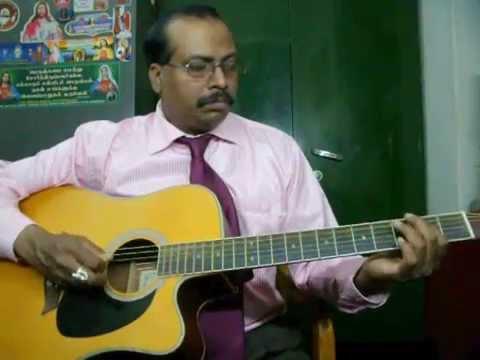 Jimmy Jimmy guitar instrumental by Rajkumar Joseph.M