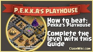Clash Of Clans Level 49   PEKKAs Playhouse
