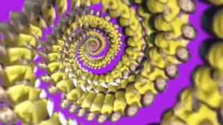 Espiral Droste After Effects 3d max