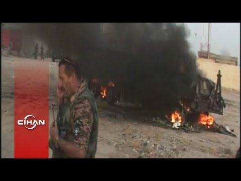 Kerkük'ün ilçelerinde IŞİD ile sıcak çatışma