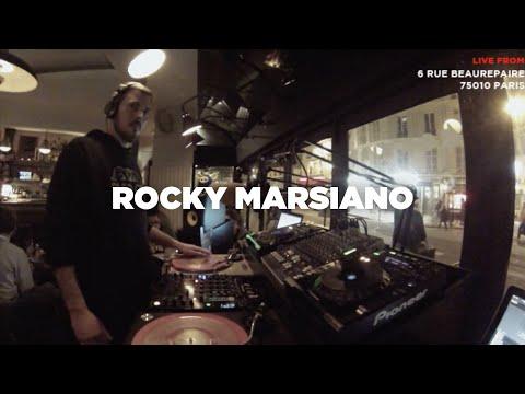 Rocky Marsiano • DJ Set • LeMellotron.com