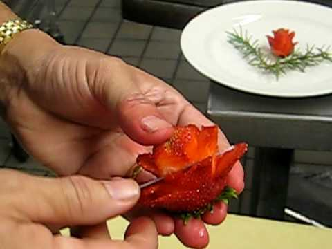 STRAWBERRY ROSE CAVING