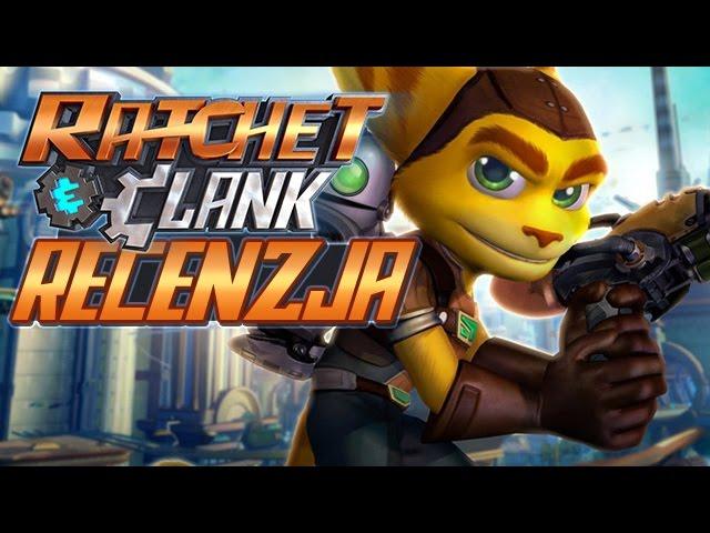 Niesamowita grafika niepozornej gry - recenzja Ratchet & Clank na PS4 [tvgry.pl]