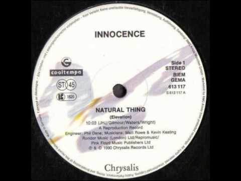 Innocence - Natural Thing (12'' Elevation Mix)