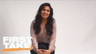 Get To Know Molly Qerim | First Take