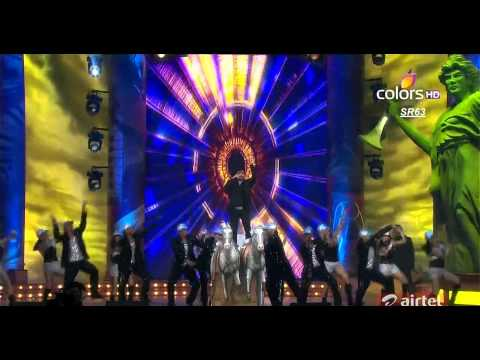 Mirchi Music Award 2013 Mika Singh & Himesh Reshammiya Live Performance video