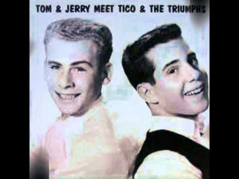 Simon&Garfunkel (Tom&Jerry) - Two Teen Agers